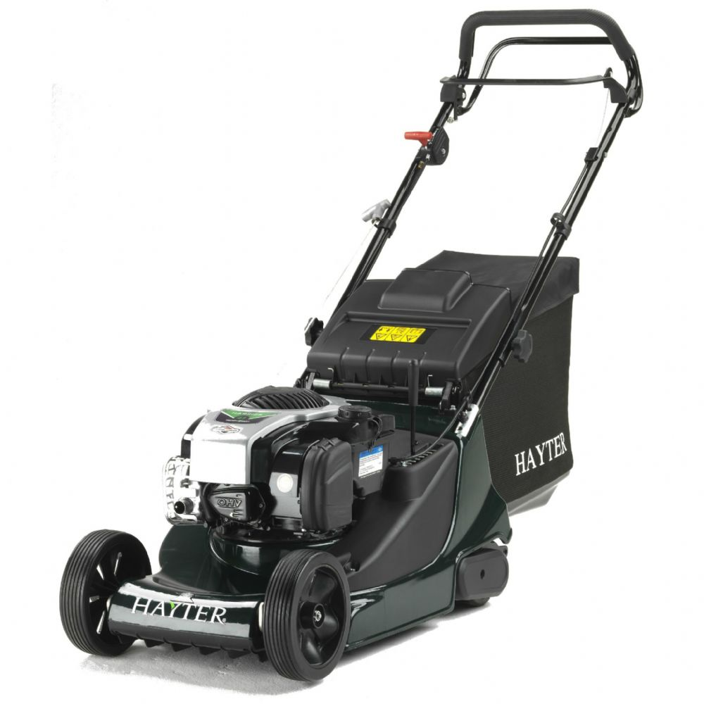 Hayter Harrier 41 Petrol Autodrive Lawnmower (375A)